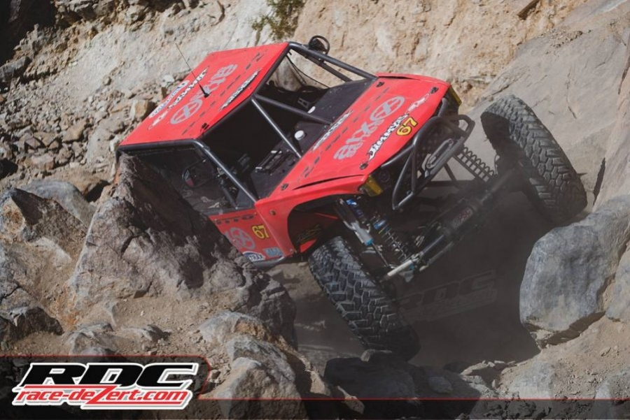 Loren Healy nowym King of The Hammers 2014