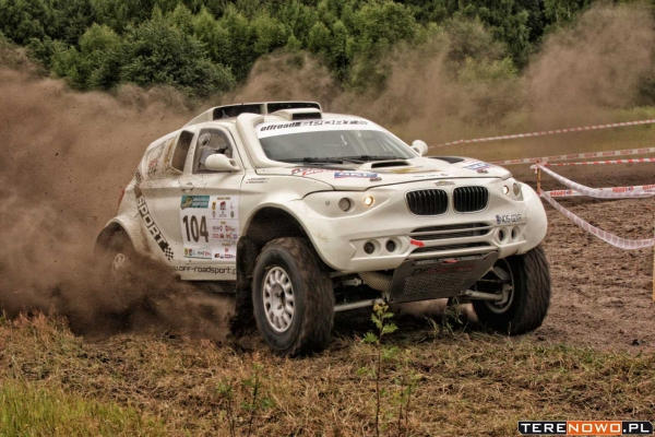 Prolog Baja Inter Cars 2015. Uwertura do finału