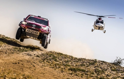Finał Sealine Cross-Country Rally 2016 - bezkonkurencyjny Al-Attiyah