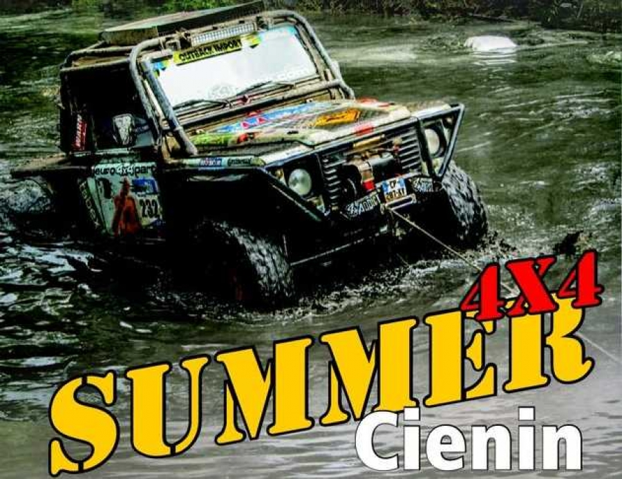 Red Rally Summer 4x4 - lato w terenie