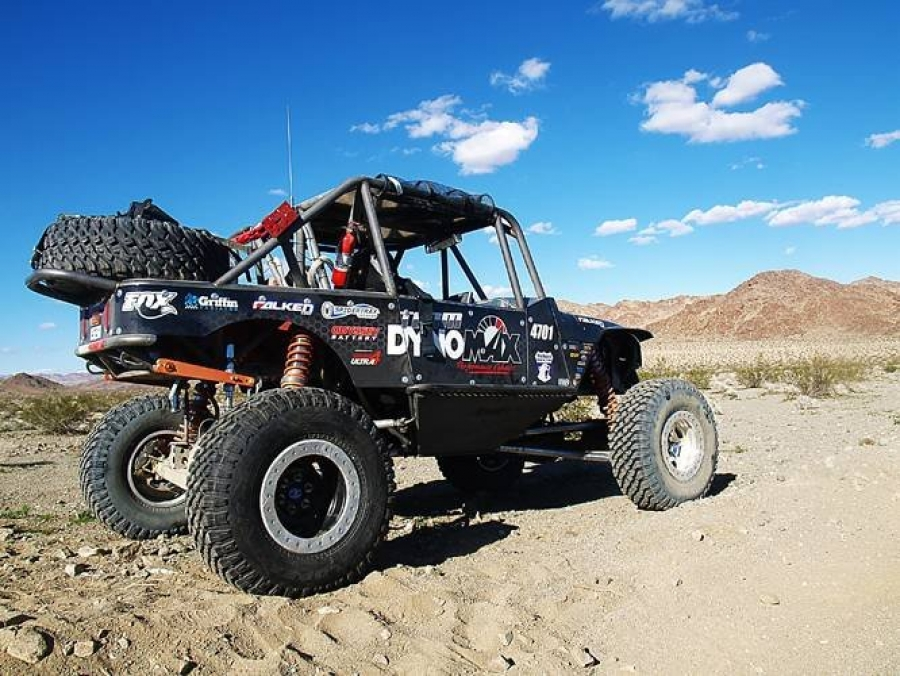 Rock&roll, czyli King of The Hammers 2014