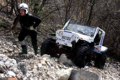 Integracja Poland Trophy Dragon Winch Extreme - just for fun