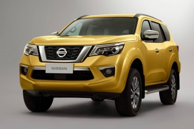 Nissan Terra – pick-up w wersji SUV