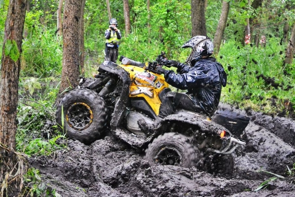 II Runda PPP ATV PZM Dragon Winch 2014 – błotniste SPA
