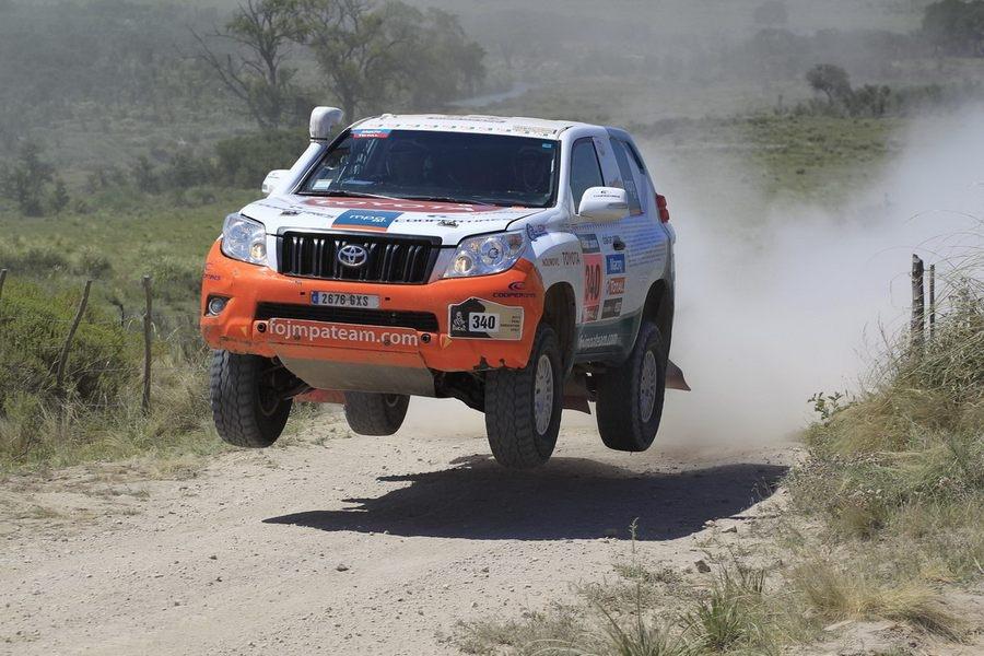 Legenda Dakaru: Xavier Foj, czyli seryjny mistrz