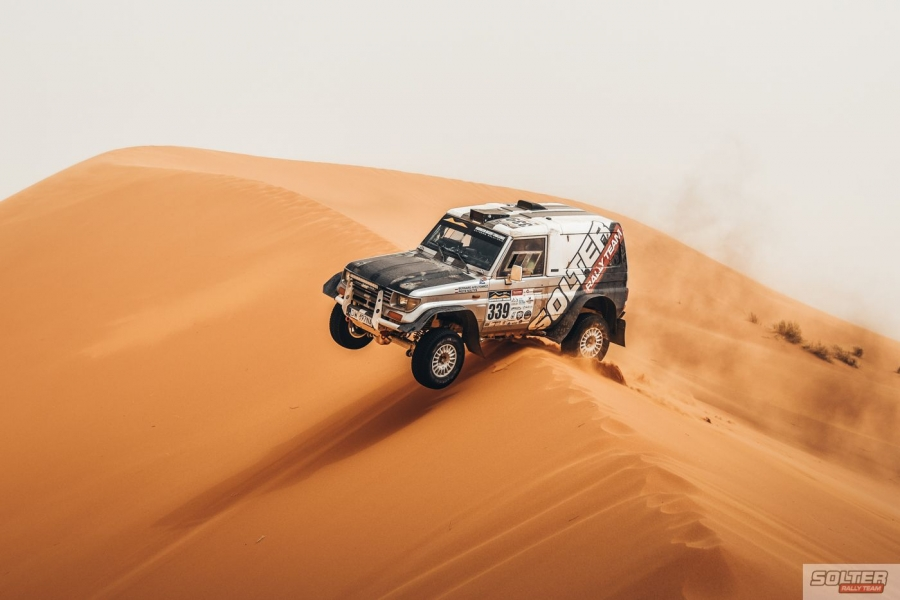 Solter Rally Team na Marocco Desert Challenge 2017 – kwintesencja cross-country