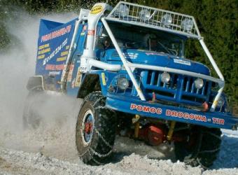 Ził 131 Rally (2006) - Sebastian Hornik - waga ciężka