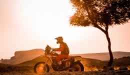 Dakar 2021 - etap VI + dzień odpoczynku (08-09.01)