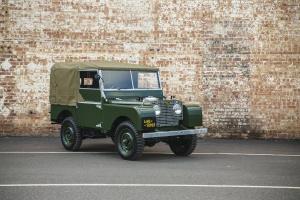 """Land Rover Series I Reborn - """"nowa"""" Seria I, ale tylko dla wybranych"""