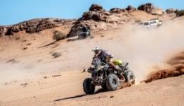 Dakar 2020 - relacja na żywo z etapu V