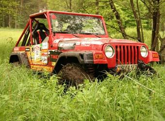 Jeep Wrangler 4,7 V8 (2005) - Dariusz Luberda