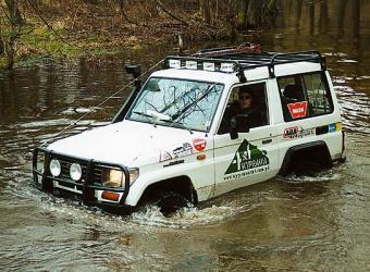 "Toyota Land Cruiser KJ70 (2003) - Krzysztof ""Kylon"" Franciszewski"