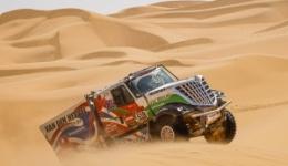 Dakar 2021 - etap IV (06.01)