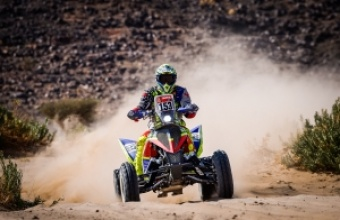 Dakar 2021 - etap V (07.01)