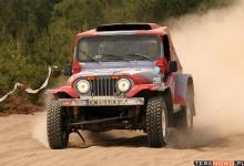 Jeep po przejściach, czyli Wrangler Dariusza i Małgorzaty Żyłów (2008)