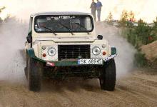Land Rover 4000 (2004) - Paweł Oleszczak