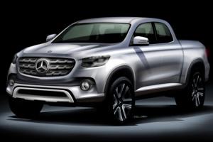 Mercedes X-Class – projekt globalny