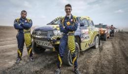 Aron Domżała podsumowuje start w rajdzie Dakar 2019