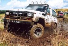 "Nissan Patrol (2003) - Robert ""Zielony"" Woźnicki"