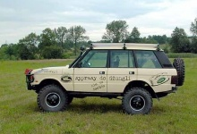 Range Rover Adventure Factory (2007) - z kuźni Kowala
