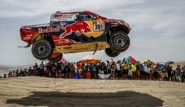 Dakar 2020 - prestart na żywo