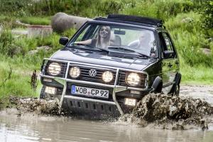 Wyprzedził epokę. VW Golf Country kończy 25 lat