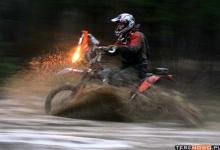 Easy Rider - KTM 530 EXC-R (2009) - Miłosz Jaskólski