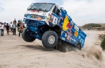Dakar 2019 - etap IV - relacja by TERENOWO.PL & KIBICE
