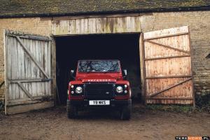 Land Rover Defender Works V8 – powrót króla
