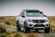 Nissan Navara EnGuard Concept – terenowy ratownik