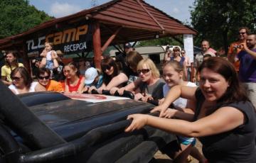 """Jeszcze o TLC Camp 2011 – rozmawiamy z """"Kylonem"""""""