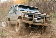 Nissan Patrol K160/260 wg Peepuck! - na dobre i na złe