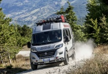 Fiat Ducato 4x4 Expedition - obieżyświat w wersji de luxe