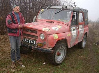 UAZ 469B (2003) - Krzysztof Dudek