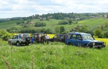 Majówka Land Serwis 2013 - terenowa sielanka
