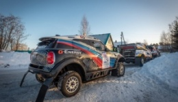 Vladimir Vasilyev wygrywa prolog Baja Russia – Northern Forest 2019