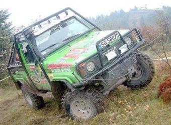 Toyota LandCruiser 4.2 (2003) Piotra Gadomskiego, czyli Landkrowa do jazdy gotowa