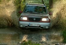 Klasyka leśnika – Suzuki Grand Vitara I