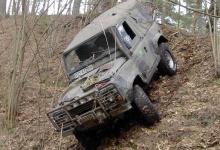 Land Rover 90 (2003) - Paweł Moliński