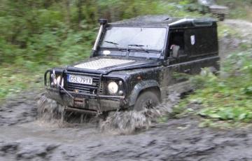 Land Rover Loop 2012 – impreza szyta na miarę... Land Rovera