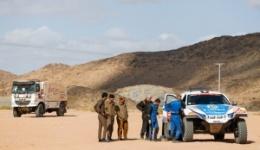 Dakar 2020 - dzień przerwy