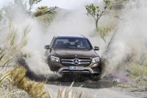 Mercedes GLC - światowa premiera następcy GLK