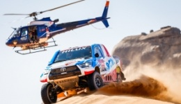 Dakar 2021 - etap III (05.01)