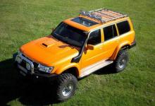 Mechaniczna Pomarańcza - cięta riposta na wozy szejków