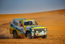 Sentymentalny comeback – dakarowy Nissan Patrol powraca na Saharę