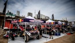 Dakar 2019 - zasłużony dzień przerwy