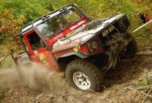 Land Rover Defender 90 (2005) - Marek Janaszkiewicz