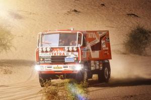 Wiecznie młody - Karel Loprais znów zmierza do Dakaru