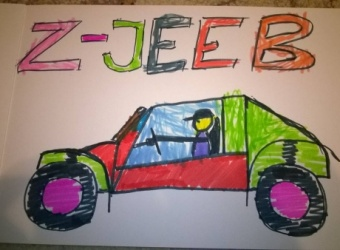 Z-JEEB 2 - terenowa Formuła 1