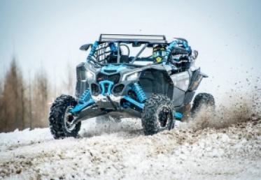 Mistrzowie Zimy 2019 – wystartowała nowa edycja cyklu Sjcam Super Rally / Puchar Can-am